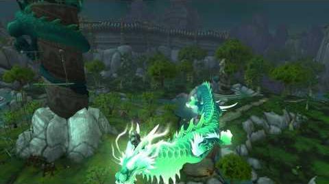 World of Warcraft Нефритовая Змея