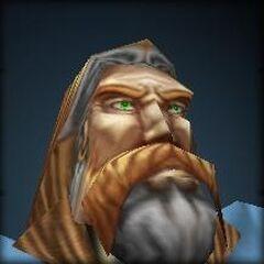 Portret Uthera w Warcraft III