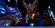 Arygos and Deathwing