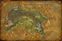 Les Paluns map cata