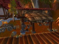 Stall Seenhain