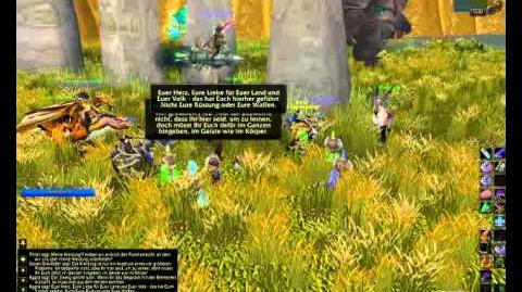 Thrall in Nagrand