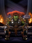 Chef de guerre Thrall