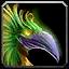 Ability mount cockatricemount green