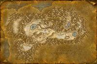 Dun Morogh map Classic