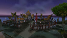 Bastion des Sombrelances (Durotar)