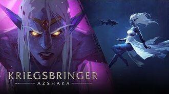Kriegsbringer Azshara Animierter Kurzfilm