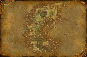 Teufelswald karte