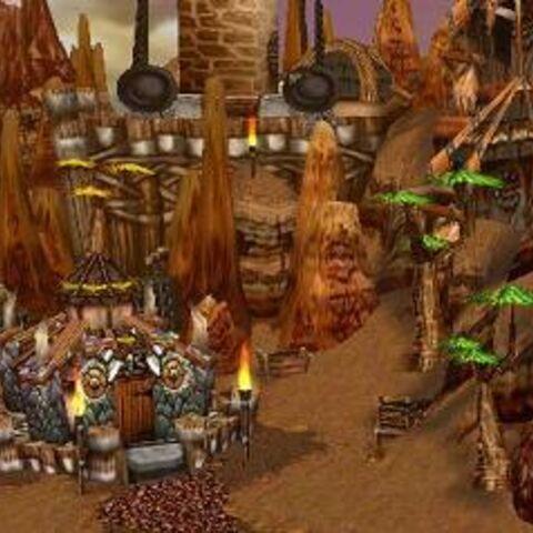 Дуротар в <i>Warcraft III</i>.
