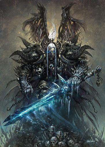 Orc Chevalier de la mort