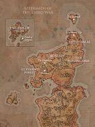 Royaumes de l'Est après la Troisième guerre (c3)