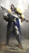 Tirion Fordring par You Wei