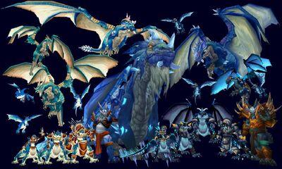 Bluedragonflight