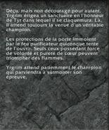 Défi d'Yrgrim 2
