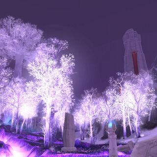 Хрустальные Деревья