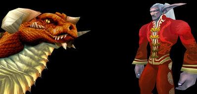 Dragons of azeroth caelestrasz