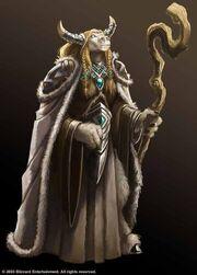 Tauren shaman