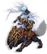 Thrall Wc3 Reforged