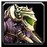 Ability mount ridingelekkelite green