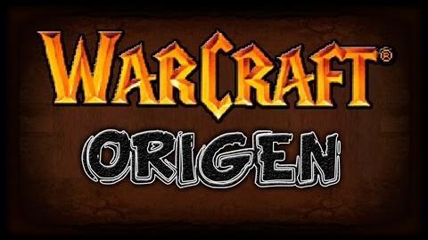 Warcraft Historia Origen