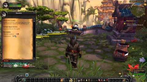 Zagrajmy Pandarenem Monkiem w WoW 1 Elpandzia