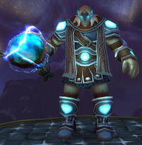Thorim standing