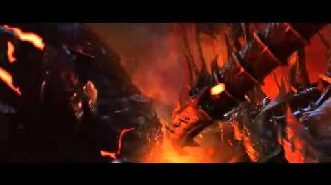 World of Warcraft Cataclysm - Cinématique d'intro (VF)