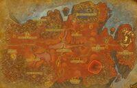 Zeth'Gor Digsite map
