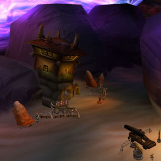 Торговцы в Пещерах Времени