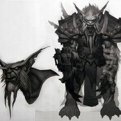 A monster.