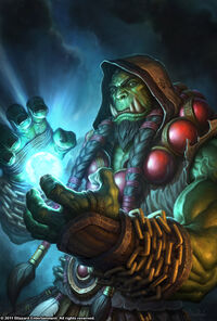 Thrall WarCraft Raneman