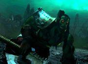 Адский Крик-Warcraft3-видео