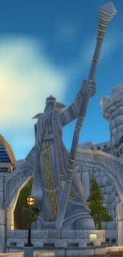 Archmage Khadgar of the Kirin Tor