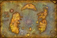 Azerorh World Map