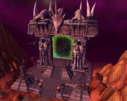 Das dunkle Portal (Scherbenwelt)