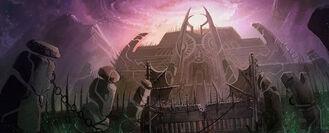 Осада Черного Храма