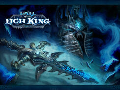 Icecrown Wallpaper