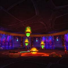 The Sanctum, rezydencja <a href=