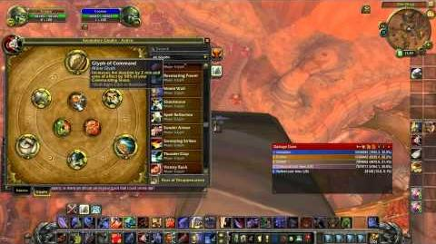 ▶ World of Warcraft - Protection Warrior tanking spec! (level 85) - WoW Warrior - TGN
