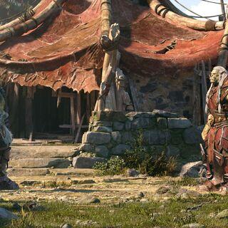 Varok ponownie spotyka Thralla w Nagrand.