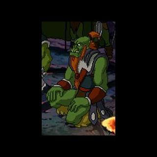 Kilrogg Deadeye w Warcraft Adventures