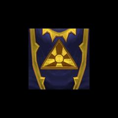 Гербовая накидка Рамкахенов