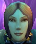 Тонкая женская маска