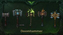 Doomhammer Artefakt Preview