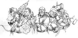 Héroes de la Alianza