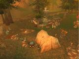 Лагерь Промозглого Ветра