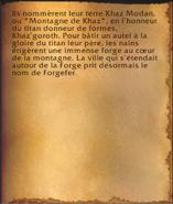 Forgefer - L'Eveil des Nains 5