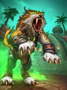 Halazzi, le lynx Hearthstone