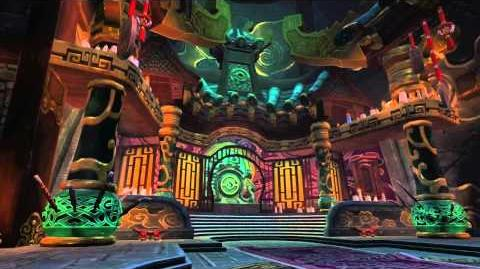 Mists of Pandaria Dungeon Preview Temple of the Jade Serpent