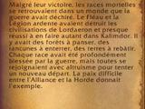 Anciennes haines - La colonisation de Kalimdor
